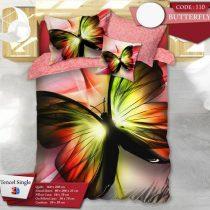 سرویس روتختی turkaz مدل butterfly یک نفره