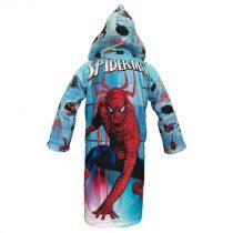 حوله پالتویی آتنا مدل spiderman پنبه ای